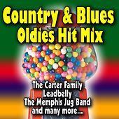 Play & Download Country & Blues Oldies Hit Mix by Various Artists | Napster