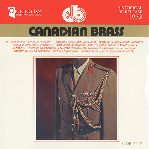 Play & Download Royal Fanfare by Canadian Brass | Napster