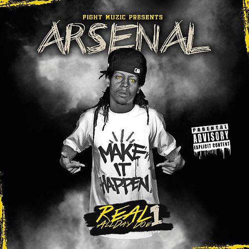 Real 1 Allday Doe by Arsenal