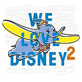 We Love Disney 2 von Various Artists