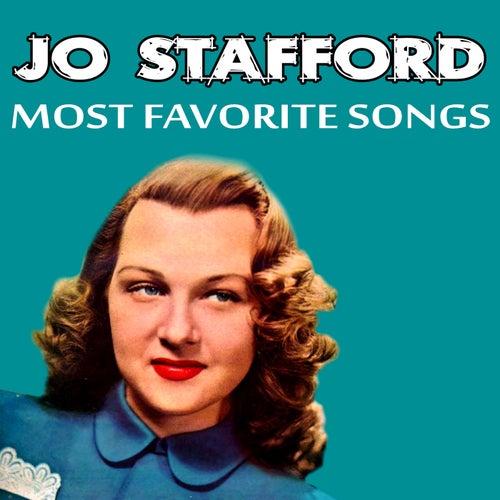 Jo Stafford - Most Favorite Songs by Jo Stafford