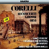 Play & Download Corelli: 12 Concerti Grossi Op.6 by The Franz Liszt Chamber Orchestra (Budapest) | Napster