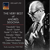 Play & Download The Very Best of Andrés Segovia by Andres Segovia | Napster