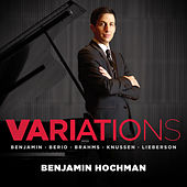 Play & Download Variations by Benjamin Hochman | Napster