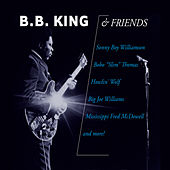 Play & Download B.B. King & Friends by Various Artists | Napster