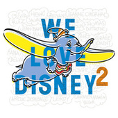 Play & Download We Love Disney 2 by Various Artists | Napster