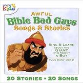 Awful Bible Bad Guys by Wonder Kids