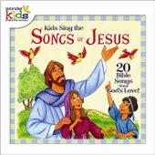 Kids Sing the Songs of Jesus by Wonder Kids