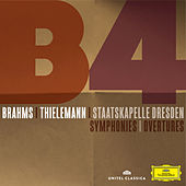 Play & Download Brahms: Symphonies / Overtures by Staatskapelle Dresden | Napster