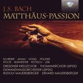 J.S. Bach Mätthaus-Passion by Dresdner Kreuzchor, Thomanerchor Leipzig, Gewandhausorchester Leipzig, Rudolf Mauersberger