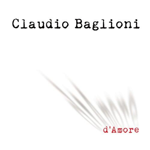 D'amore von Claudio Baglioni