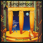 Play & Download JungleMoon: Site Of The Sacred Drum by Brent Lewis | Napster