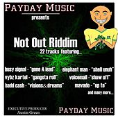 Not Out Riddim by Various Artists