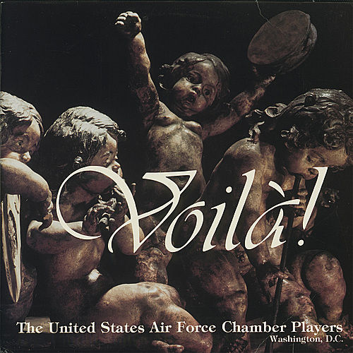 Play & Download Voila! by The United States Air Force Chamber Players   Napster