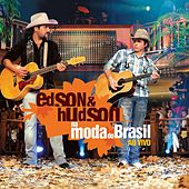 Na Moda Do Brasil Ao Vivo by Edson & Hudson