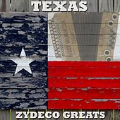 Play & Download Texas Zydeco Greats by Various Artists | Napster