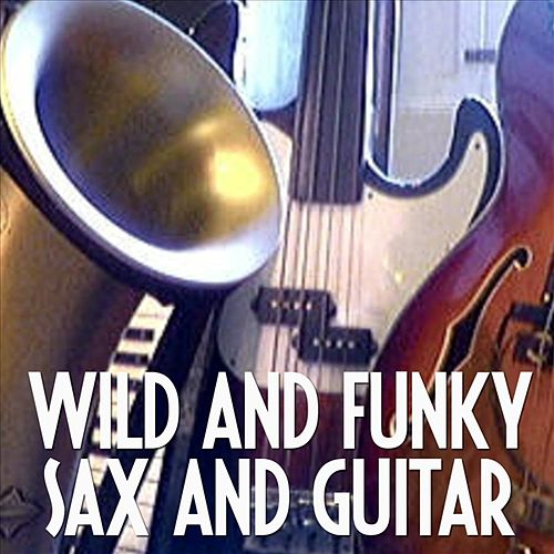 Play & Download Wild and Funky Sax and Guitar by Various Artists | Napster