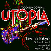 Play & Download Live in Tokyo – May 10th, 1992 by Utopia | Napster