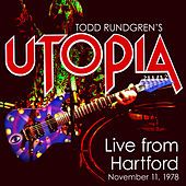 Play & Download Live from Hartford by Utopia | Napster