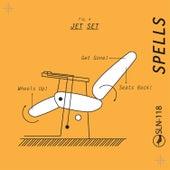 Jet Set B/W Ia Huevo! by The Spells