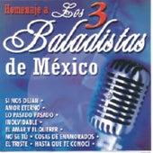 Homenaje A Los 3 Baladistas De México de Alex Ross
