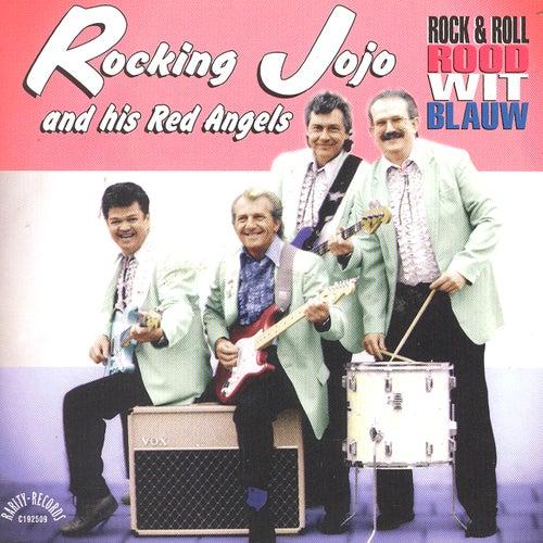 Rock & Roll Rood Wit Blauw by Rocking Jojo