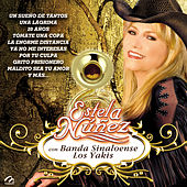 Estela Nuñez Con Banda Sinaloense los Yakis by Estela Nuñez