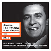 Play & Download Giuseppe Di Stefano in San Francisco (Live) by Giuseppe Di Stefano | Napster