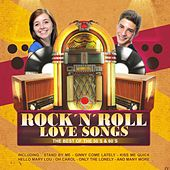 Play & Download Rock 'n' Roll Love Songs - The Best of the 50's & 60's by Various Artists | Napster