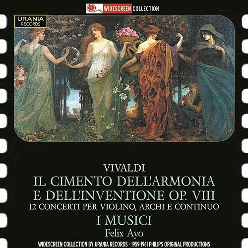 Play & Download Vivaldi: 12 Concerti by Felix Ayo | Napster