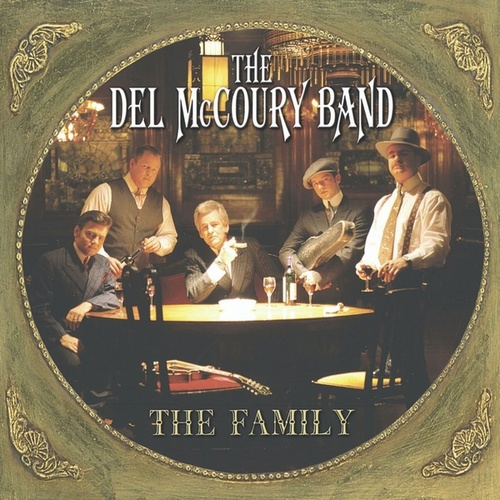 The Family by Del McCoury