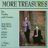 MORE TREASURES for Violin and Guitar by Finn Svit - guitar