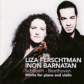 Schubert, Beethoven: Works for Piano and Violin by Liza Ferschtman