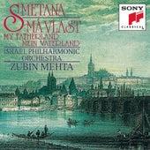 Smetana:  Má Vlast (My Fatherland) by Israeli Philharmonic Orchestra
