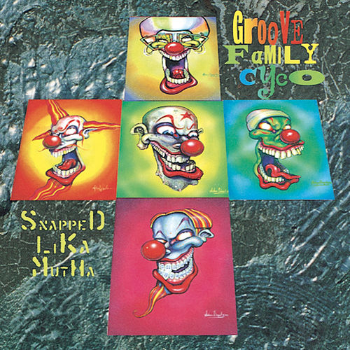 Play & Download Groove Family Cyco by Infectious Grooves | Napster