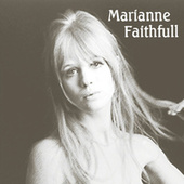 Marianne Faithfull 1964 by Marianne Faithfull