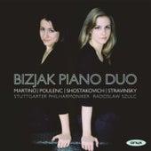 Play & Download Bizjak Piano Duo by Bizjak Piano Duo | Napster