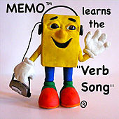 MEMO learns the Verb Song by Kathy Troxel