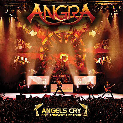 Play & Download Angels Cry - 20th Anniversary Tour (Live) by Angra | Napster