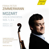 Play & Download Mozart: Violin Concertos Nos. 1, 3 & 4 by Frank Peter Zimmermann | Napster