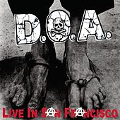 Live In San Francisco by D.O.A.