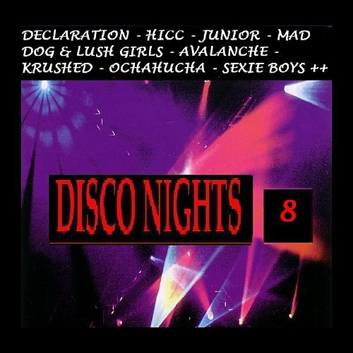 Disco Nights 8 by Various Artists