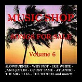 Music Shop - Songs For Sale Volume 6 von Various Artists
