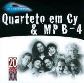 Play & Download Quarteto Em Cy by Quarteto Em Cy | Napster