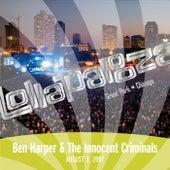 Live at Lollapalooza 2007: Ben Harper & The Innocent Criminals by Ben Harper