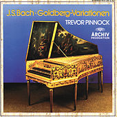 Bach, J.S.: Goldberg Variations by Trevor Pinnock