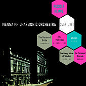 Play & Download Overtures by Vienna Philharmonic Orchestra   Napster