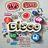Play & Download We Love Disco by Various Artists | Napster