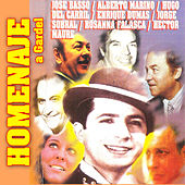 Play & Download Homenaje a Gardel by Various Artists | Napster