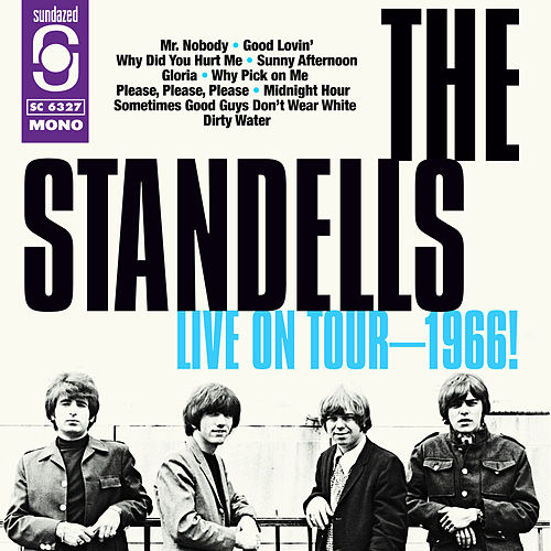 Play & Download Live 1966 by The Standells | Napster
